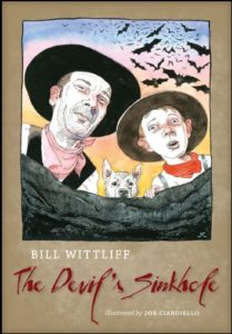 the-devils-sinkhole by bill wittliff