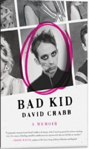 BAD KID by David Crabb